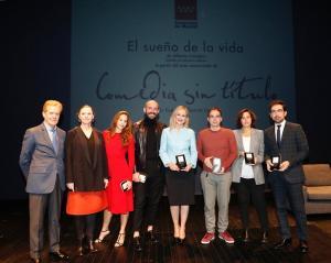 Cristina Cifuentes ha presentado la iniciativa en un acto en el que ha participado Laura García Lorca.