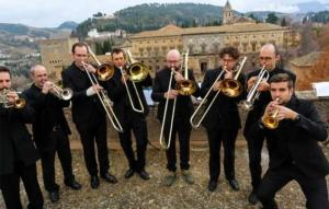 Los ministriles era como se conocía a los músicos y juglares medievales.