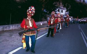 Fiesta de los Mosqueteros de Béznar.