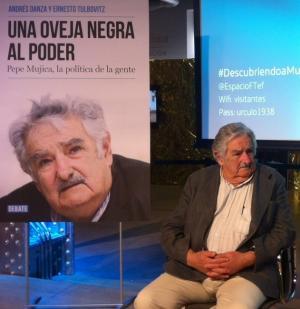 José Mujica en una imagen de archivo.
