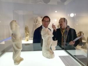 Antonio Granados e Isidro Toro.