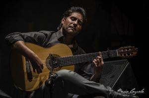 Niño Josele, en concierto.