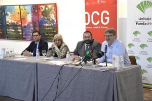 Presentación de las actividades educativas de la OCG.