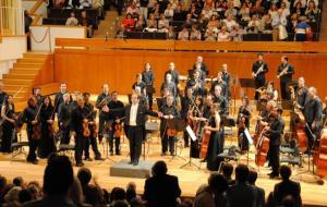 Concierto triunfal de la OCG, con Andrea Marcon.