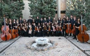 Orquesta de la Universidad de Granada.