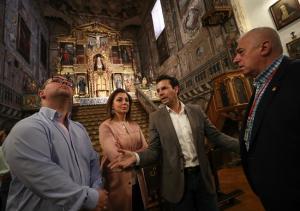 La iniciativa se ha presentado en Santa Isabel la Real.