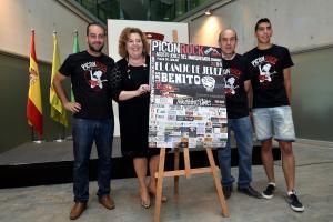 Presentación del Picón Rock de Jérez del Marquesado.