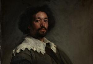 Juan de Pareja, también esclavo etíope comprado por de Diego Velázquez en Sevilla; llegó a ser un buen pintor.