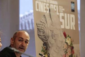 José Sánchez Montes, director del festival.