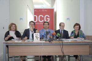 Cuenca ha presidido la presentación de la programación de la OCG.