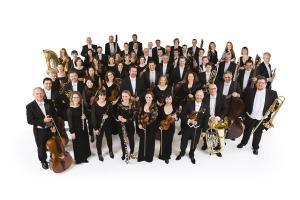 La Royal Philharmonic de Londres.