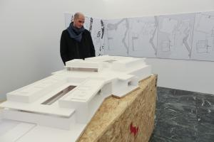 Exposición sobre el Atrio inaugurada en febrero.
