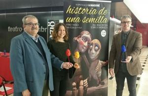 Presentación de 'Historia de una semilla'.
