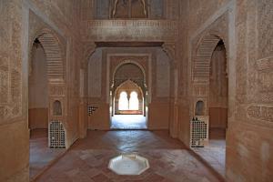 Interior de la Torre de las Infantas.