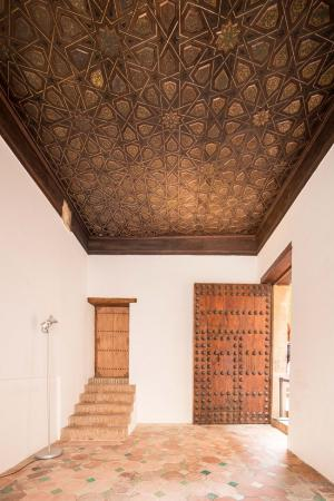 Vestíbulo del Alcázar.