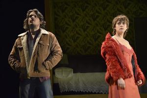 Escena de 'La pasión de Yerma' que protagoniza María León.