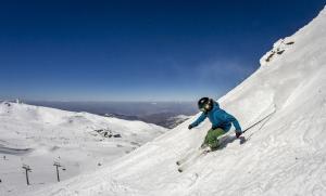 La estación prevé abrir toda su superficie esquiable esta Semana Santa.
