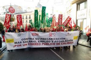 Manifestación este viernes por Reyes Católicos.