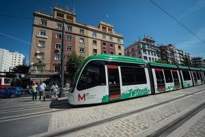 El Metro, en la Caleta.