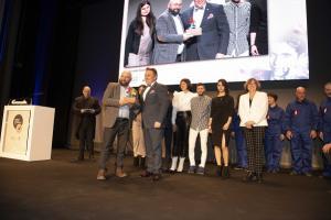 El Teatro Federico García Lorca de Fuente Vaqueros ha acogido la entrega de los premios.