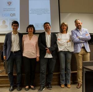 La aplicación se ha presentado en la Facultad de Traducción e Interpretación.