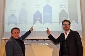 Medina y Quero muestran la cifras del sector turístico en 2016.