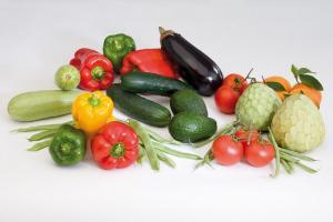 Casi el 30% de ventas son de hortalizas frescas.