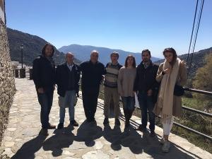 Bubión ha acogido el curso con el que avanza la elaboración de su plan turístico.