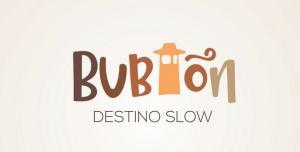 Logo de la nueva marca turística de Bubión.