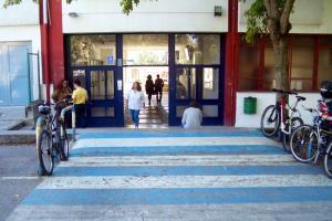 Calle Profesor Adolfo Rancano, que será remodelada.