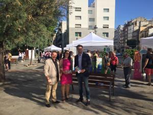 Responsables de turismo de la Junta, Diputación y la capital.