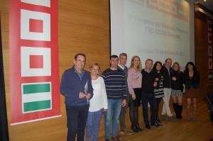 Ejecutiva del Sindicato de Servicios Ciudadanos de CCOO de Granada.