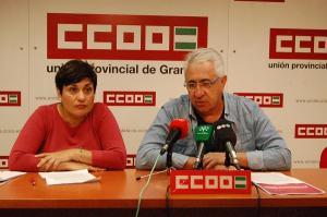 Ricardo Flores y Clara Castanardo.