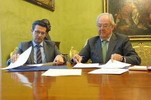 Francisco Cuenca y Mariano Barroso.