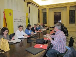 Comisión del Programa de Fomento de Empleo Agrario.