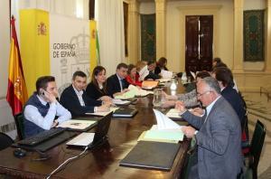 Reunión de la Comisión Provincial del PFEA.