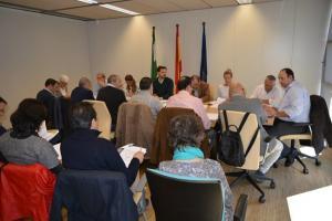 Reunión de la Comisión Provincial de Seguimiento del SAE.