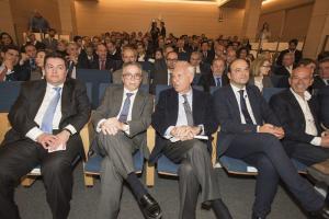 El encuentro reunió a 170 empresarios y directivos.