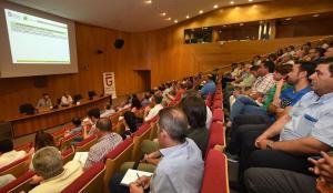 Sesión informativa a los municipios.