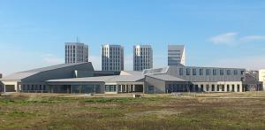 Edificios de la UGR en el Parque Tecnológico de la Salud.