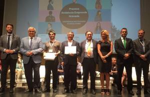 Premios Andalucía Emprende Granada.