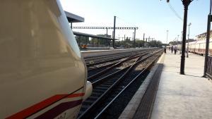 Estación de tren de Granada.