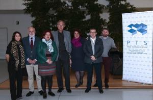 Visita de parlamentarios del PSOE al PTS.