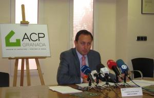 Francisco Martínez Cañavate, gerente de la ACP.