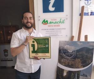 Elconcejal de Turismo y Medio Ambiente de Monachil, Francisco Álvarez.