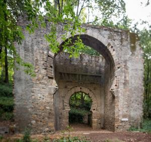 Arco de las Orejas, uno de los espacios incluidos.