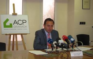 Francisco Martínez-Cañavate es también secretario de los constructores y promotores de Granada.