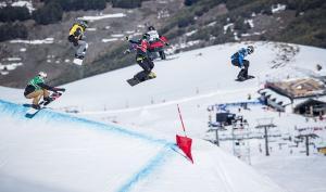 La competición internacional volverá a Sierra Nevada.