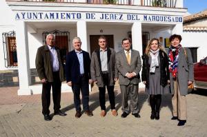 Visita a Jérez del Marquesado.