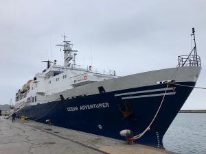 Imagen del crucero Ocean Adventurer.